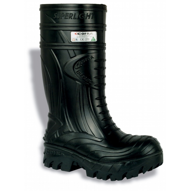 COFRA 00040-CU3 THERMIC INSULATED MET GUARD COMP TOE BOOT